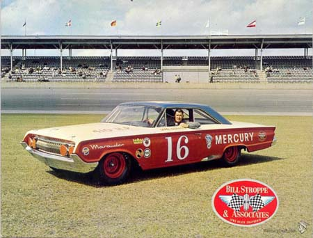 List Championship Auto Racing Team Drivers on 63 Riverside 400 For The Mercury Team Of Bill Stroppe And Associates