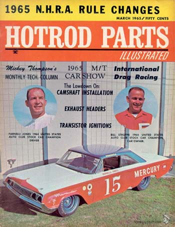 Championship Auto Racing Teams on Drove To The United States Auto Club Championship During The 1964